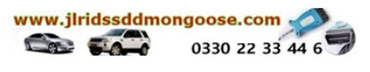 jlridssddmongoose.com Jaguar Land rover SDD Pathfinder DOIP Diagnostics Equipment Supplier