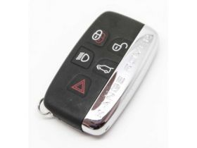 LAND ROVER Range Rover Vogue Sport Discovery Freelander 5 Button Keyless Entry Remote Smart Key